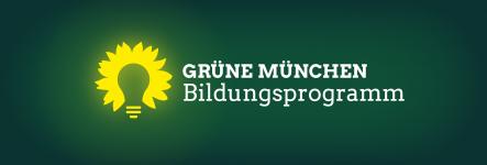 Logo of Grüne München Bildungsplattform